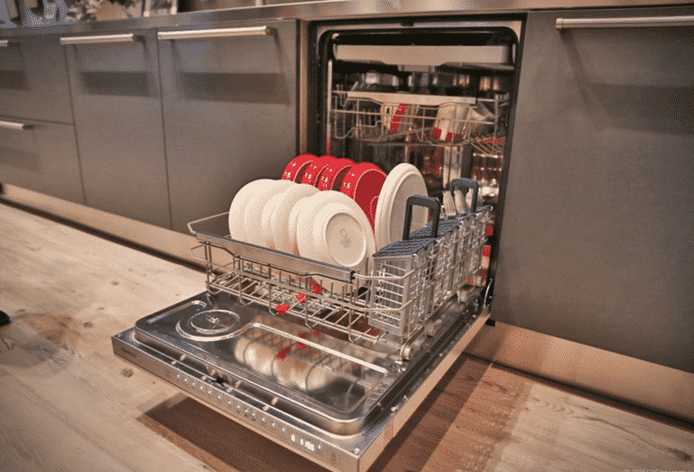 Your Guide To Loading A Dishwasher