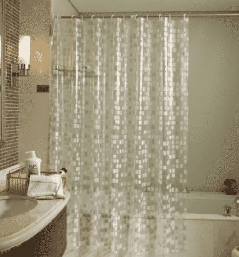 Are Plastic Shower Curtains Washable?
