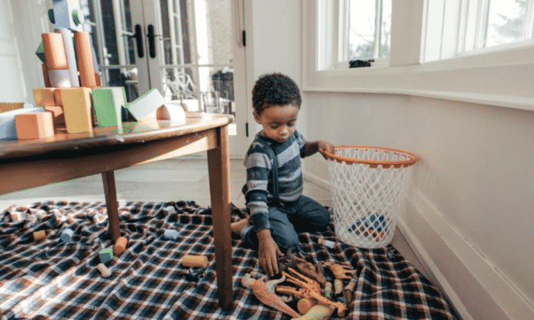 Get the Kids Involved With Spring Cleaning