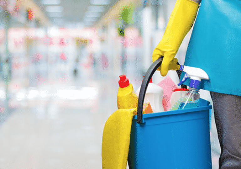 How To Budget For A Cleaning Service