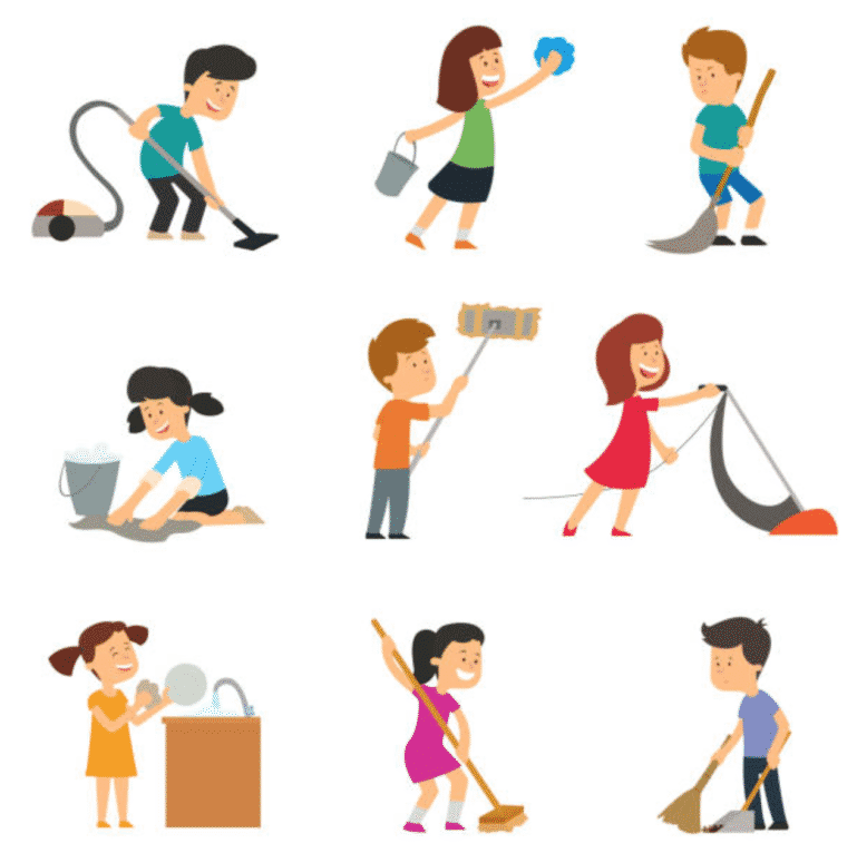 Chores That Can Be Done In 10 Minutes (Or Even Less)