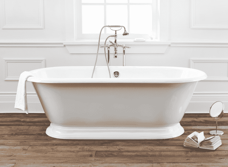 Clean Your Bathtub Like The Pros Here's How