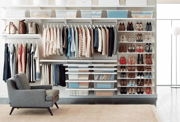 Six Tips To Better Closet Storage