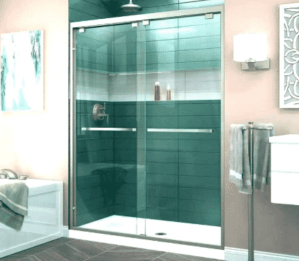 How To Clean Shower Door Tracks